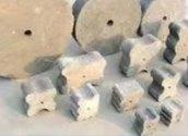 桩基施工材料水泥垫块钢筋保护层圆形/梅花形混凝土垫块水泥支撑