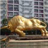纯铜牛 定制大型纯铜牛 纯铜牛生产厂家 公园小区纯铜牛雕塑 华尔街纯铜牛摆件 铸造开荒纯铜牛