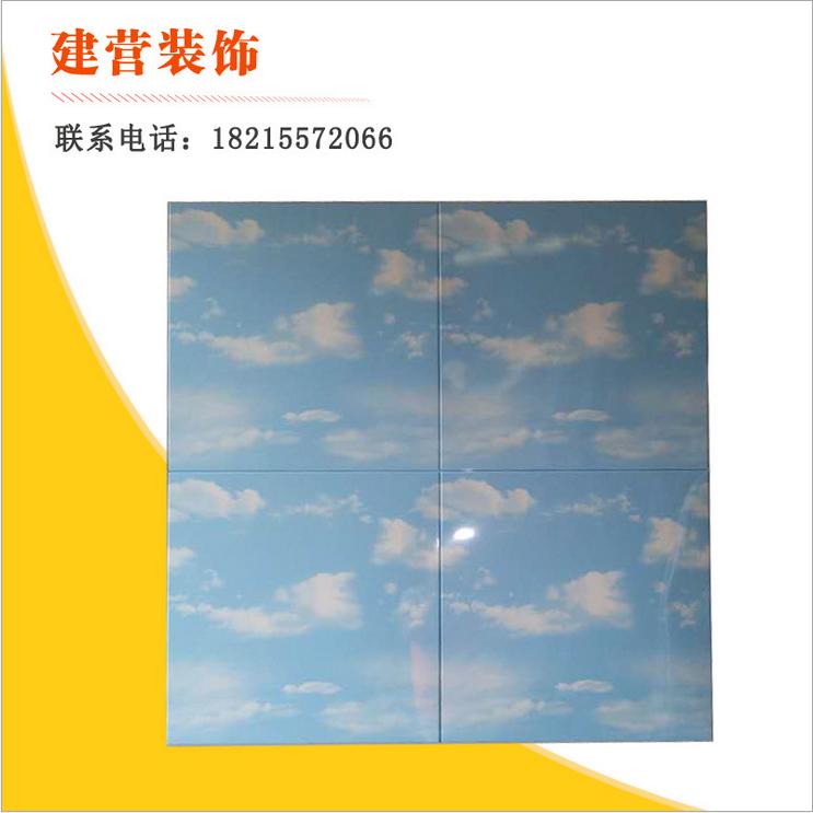供应铝扣板片材 工程板成品 新款铝扣板片材