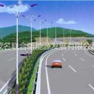 汕头乡村道太阳能路灯工程施工方案图片