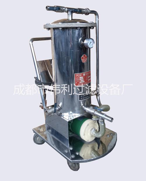 供应粗滤精滤饮料过滤机
