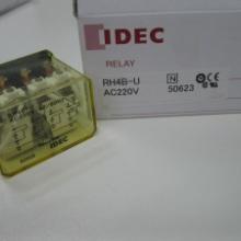IDEC原装正品 RH系列功率继电器 带照明指示  RH4B-UL和泉继电器