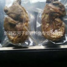兔肉熟制品香辣手撕兔五香卤兔新疆兔子养殖场
