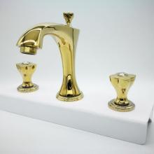 欧式三件套脸盆全铜转动洗面盆水龙头厂家直销转动洗面盆水龙头批发