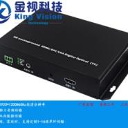 1路双向HDMI高清光端机图片