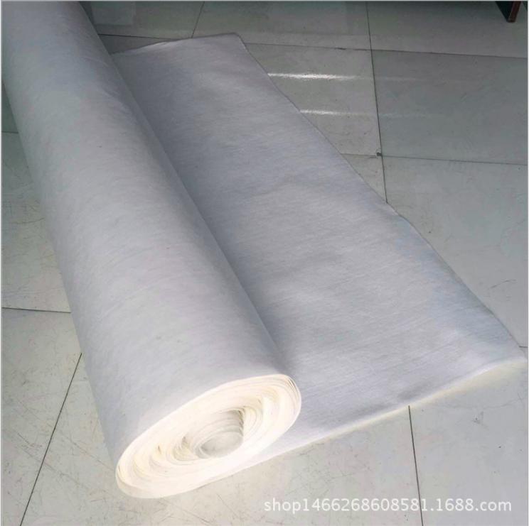 厂家直销短纤针刺土工布 土工布厂价自营 200g短丝土工布价格