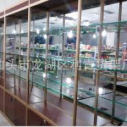 化妆品柜台货架图片