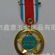 奖章金属奖章定做 哪里可以做部队勋章纪念