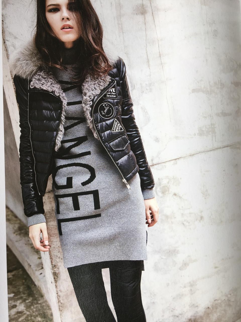 艾安琪 精品品牌女装折扣批发走份尾货低价女装清仓货源厂家直销