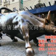 铜牛摆件批发图片