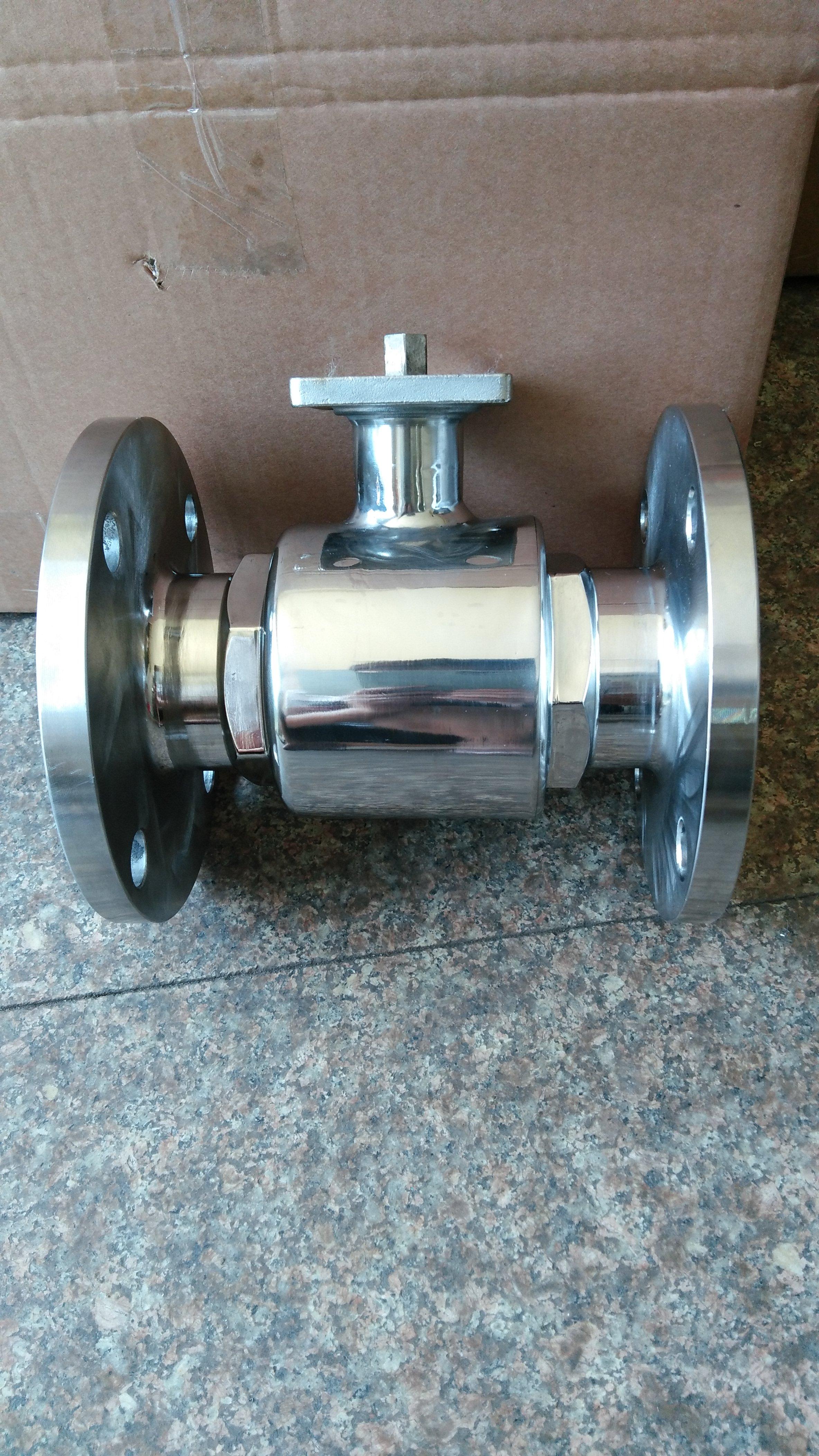 气动卫生级球阀 气动卫生级球阀尺寸图 气动卫生级球阀生产厂家