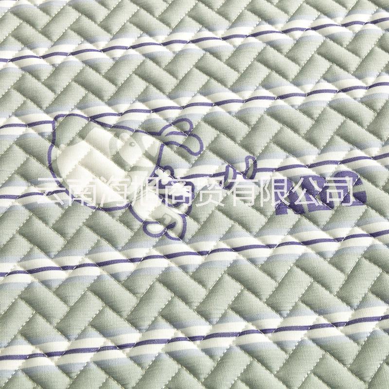 竹纤维空调软席三件套可折叠软席1.5/1.8床一件代发