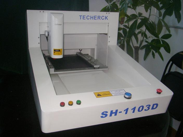3D锡膏厚度测量机