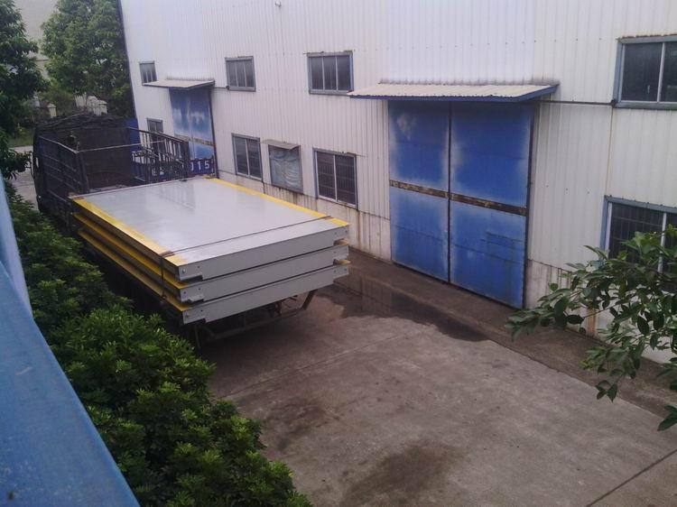 厂家直销100吨地磅 厂家直销100吨地磅   特力地