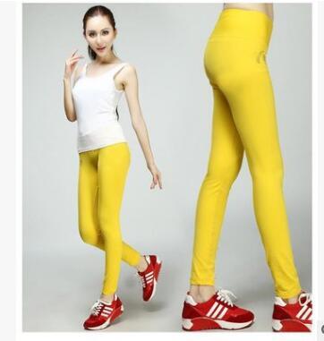 高端韩版紧身运动裤 跑步 瑜伽 速干 户外训练服装 吸湿排汗
