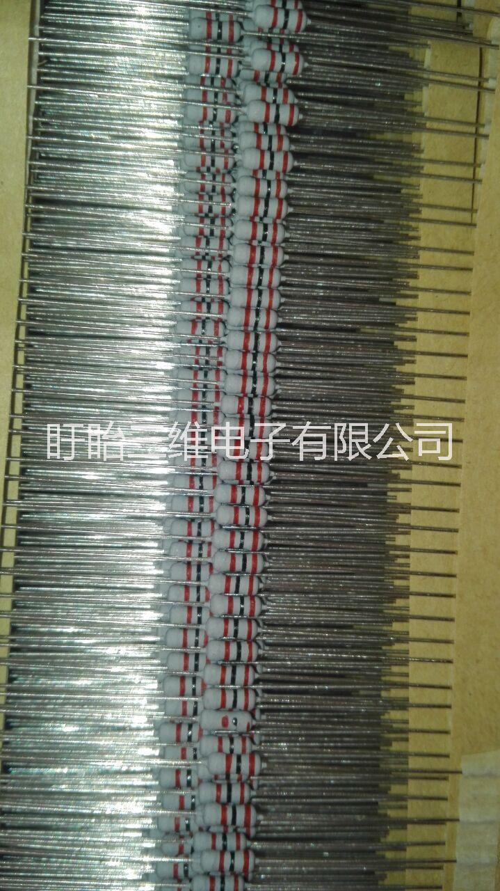 保险电阻2A3A1/2W广东@ 广东电阻保险丝2A3A1/2W@ 深圳电阻保险丝2A3A1/2W