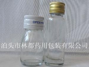泊头林都热销30ml口服液玻璃瓶