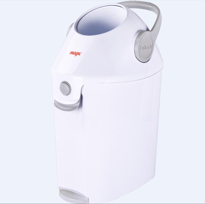 防臭尿布桶纸尿裤婴儿尿不湿尿片收 防臭尿布桶尿不湿收纳桶