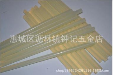 热熔胶棒 专业生产 透明胶条 环保热熔胶 高温热熔胶 透明热熔胶