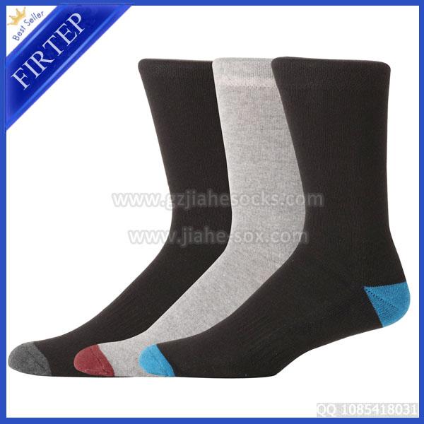 休闲男袜 200针高档休闲男袜 休闲男袜加工厂 广州哪里有袜子厂