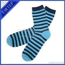 男棉袜宽条纹男棉袜 薄型男袜 广州男袜供应 广州男袜生产厂家