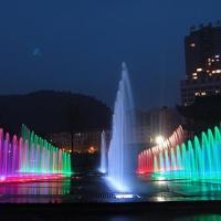 西安音乐喷泉公司  西安音乐喷泉