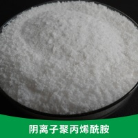 阴离子聚丙烯酰胺 净水絮凝剂 污水处理药剂 厂家直销