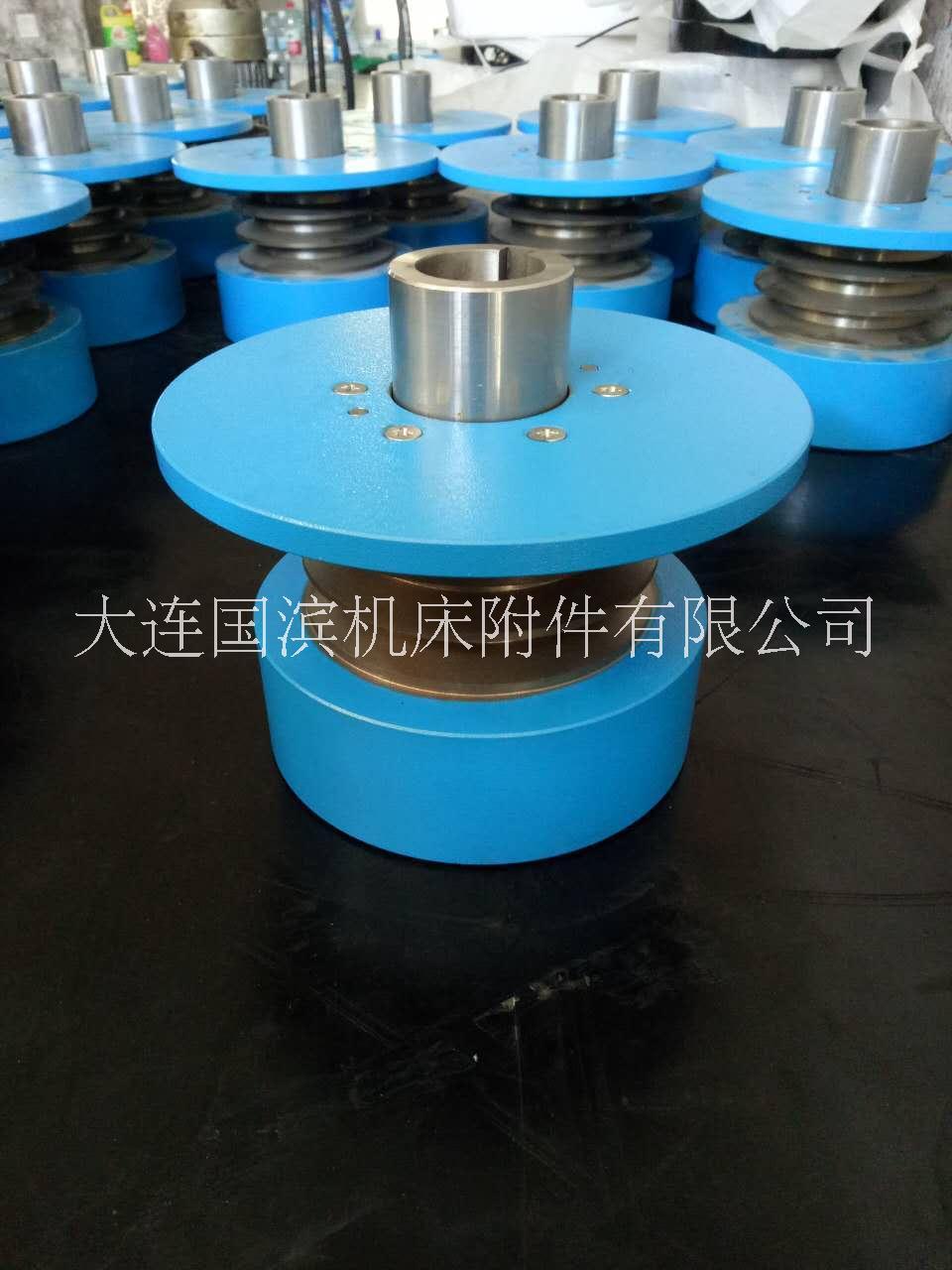 电磁制动器大连CKA6150机床电机刹车LL10-16DA制动器皮带轮