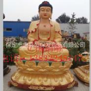 铜佛像图片