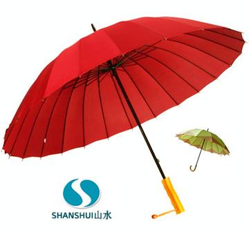 深圳雨伞厂生产高尔夫伞 雨伞厂家定做16K高尔夫伞 高尔夫伞加工厂 深圳雨伞厂定做礼品高尔夫伞 雨伞制造厂家