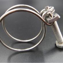 供应钢丝喉箍 304钢丝喉箍