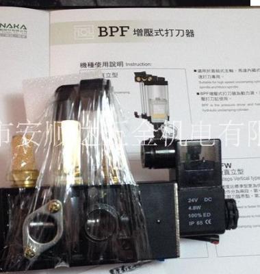 中日HINAKA五口二位电磁阀图片/中日HINAKA五口二位电磁阀样板图 (4)