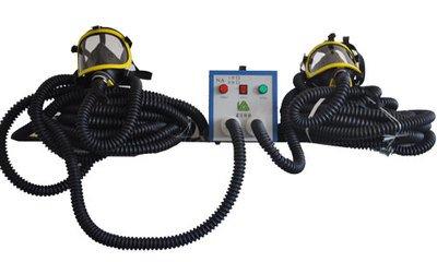 送风式长管防毒面具