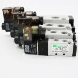 科蕾拓品牌 先导式单电控换向电磁阀两位五通电磁气动阀厂家