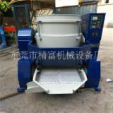 120升自动卸料筛料涡流式研磨机、电动光饰机东莞精富低价处理