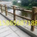 河北仿木栏杆图片