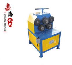 『嘉海机械』厂家直销供应角铁卷圆机 电动角铁卷圆机 好用不贵