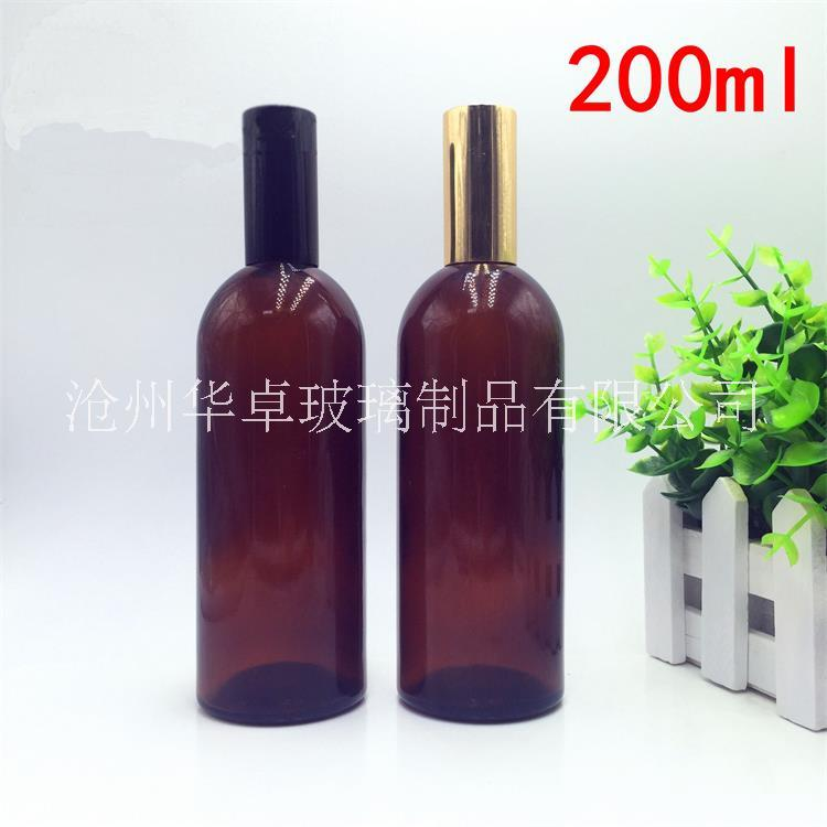 供应200ml精油瓶 滴管瓶 化妆品瓶 甘露瓶