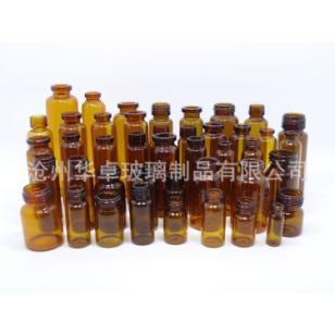 棕色管制口服液瓶图片