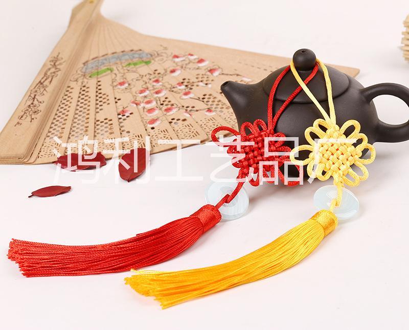 中国结乐器挂件 厂家供应中国结乐器挂件玩具配件 厂家供应带中国结乐器挂件玩具配件