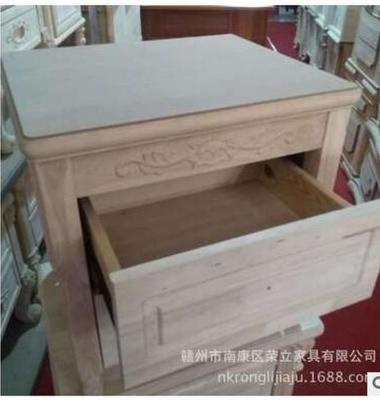 白坯床头柜图片/白坯床头柜样板图 (2)