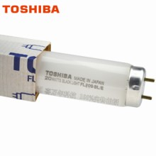 东芝FL20S.BL/E胶水干燥固化灯管 20W UVA曝光灯图片