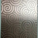 不锈钢蚀刻镀铜板