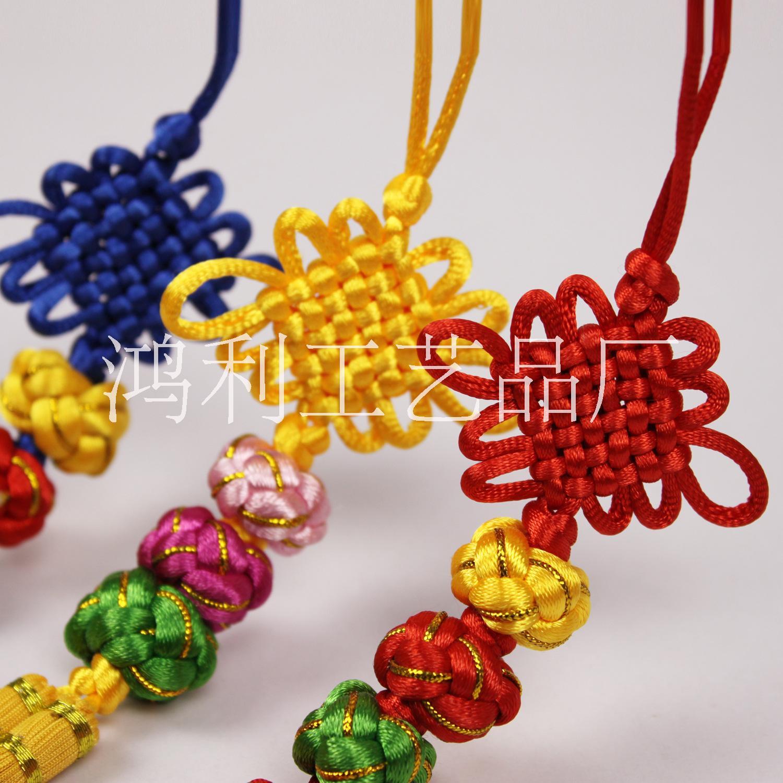 中国结竹筒酒挂件厂家供乐器挂件葫芦丝挂坠 乐器挂件葫芦丝挂坠客家竹筒酒挂件