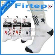 中筒毛巾袜运动袜 纯棉男士 运动袜  出口运动袜 订做运动袜袜子