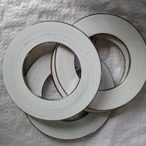 供应温州金属缠绕垫片 内外环缠绕垫片型号  电磁阀配件金属垫片