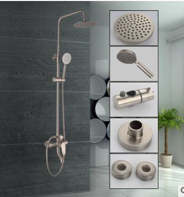 单联电热水龙头 浴缸扳手水龙头 定制浴室水龙头全铜 厂家批发