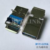 东莞USB3.0带EMI功能母座价格 东莞USB3.0带EMI功能母座供应