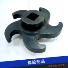 橡膠制品廠家供應 耐磨多規格橡膠機腳墊防震降噪音圖片