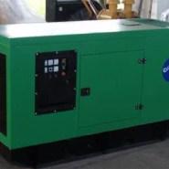 低噪音柴油发电机组图片